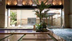 華の湯ヒブランの浴場